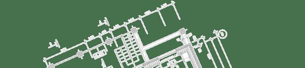 fragment jasnych planów architektonicznych